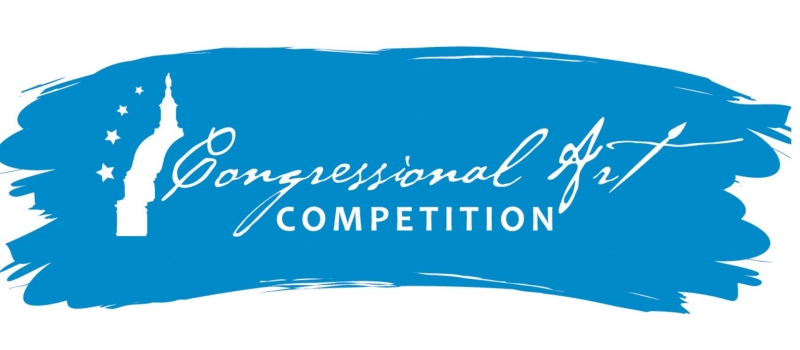 Congressional Art Competition Logo
