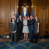 Suozzi Swearing In - Official Photo