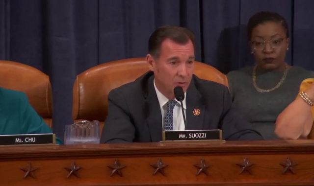 Rep. Tom Suozzi - W&M Sub Hearing: Public Health Consequences & Costs of Gun Violence, 9/26/19